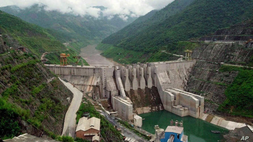 World #1 – US to track levels as China withholds water from downstream countries