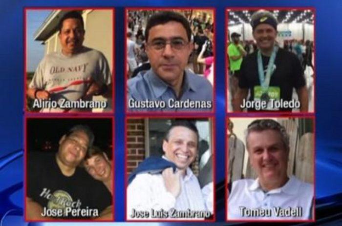 World # 2 – American oil executives imprisoned in Venezuela