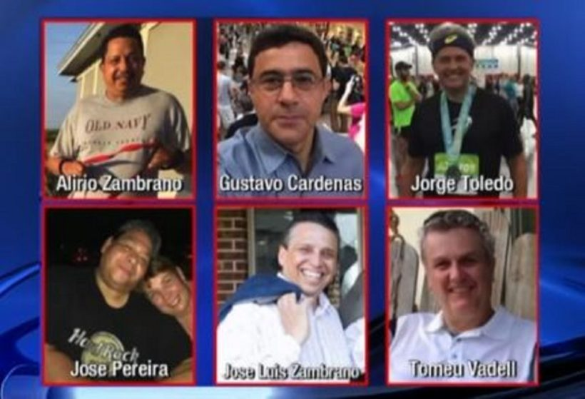 World # 2 – American oil executives imprisoned in Venezuela