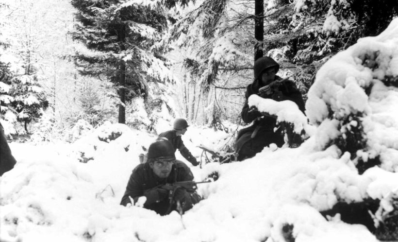 Battle of the Bulge: One of the bloodiest battles of WWII