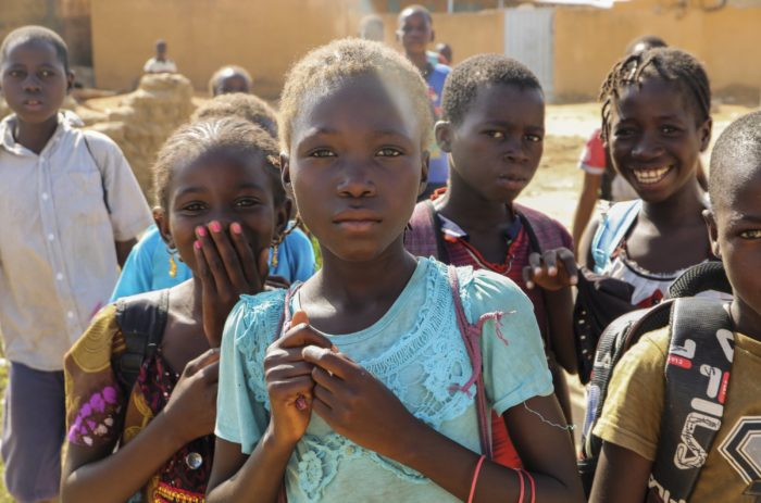 World #1 – Students in BURKINA FASO fear Islamic extremists more than Covid