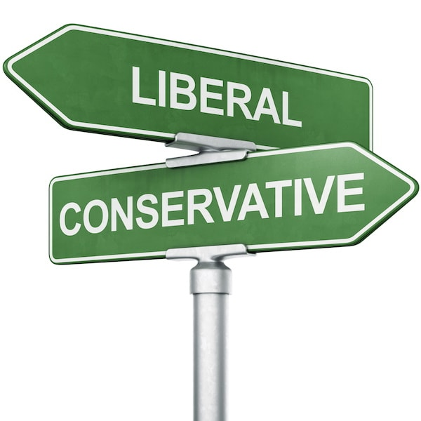Conservative vs Liberal Beliefs