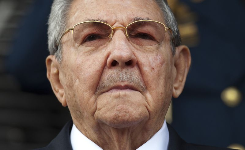 World #1 – U.S. Puts Cuba Back On List Of State Sponsors of Terrorism