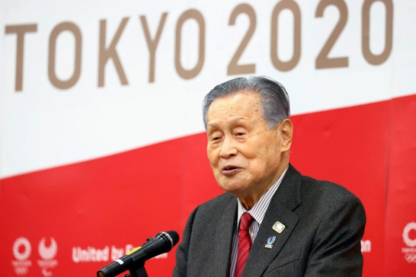 World #2 – Tokyo Olympic president resigns after saying women talk too much