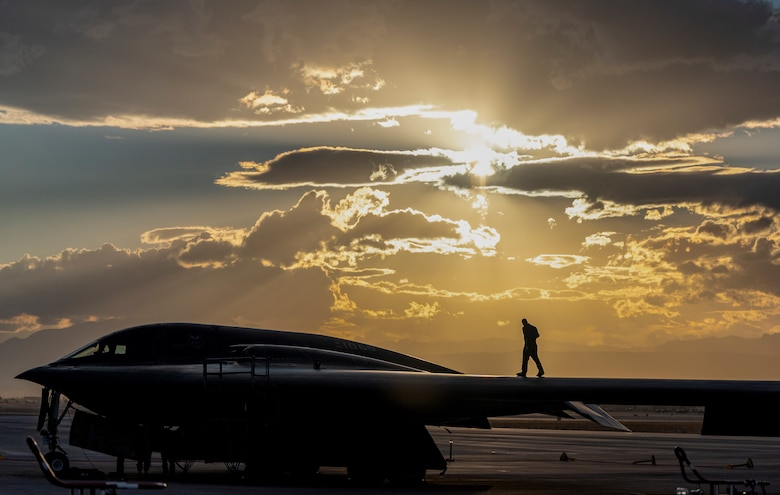 USAF's Red Flag 21-1 exercise involves space, cyberspace elements