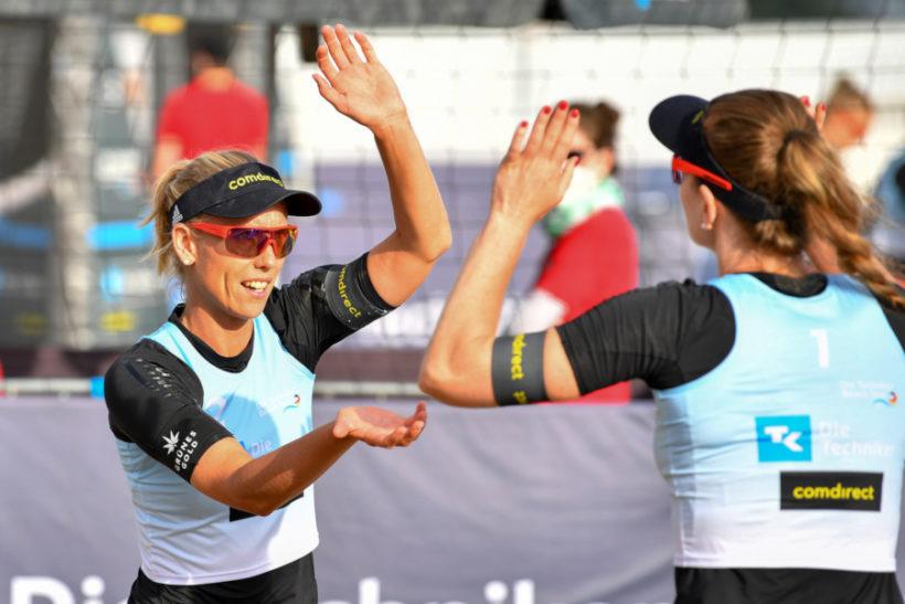 World #2 – German beach volleyball stars boycott Qatar over bikini ban
