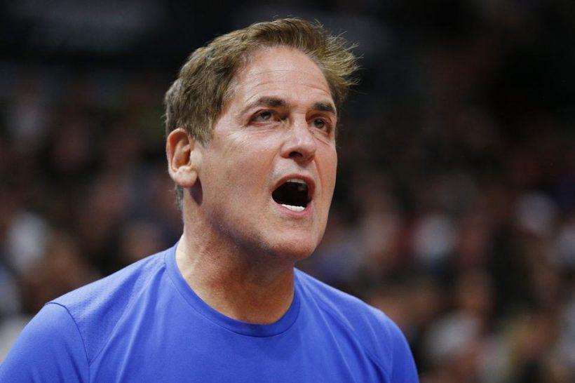 Mavericks' Cuban and NBA reverse course after saying Mavericks won't play national anthem anymore