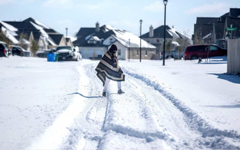Millions remain in the dark in Texas as Midwest, South endure deep freeze