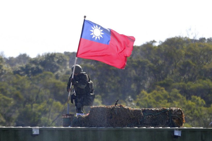 World #3: China warns Taiwan independence 'means war' as US pledges support
