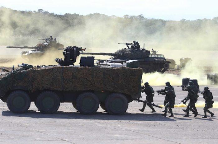World #1 – Taiwan begins mass production of long-range missile amid China tensions