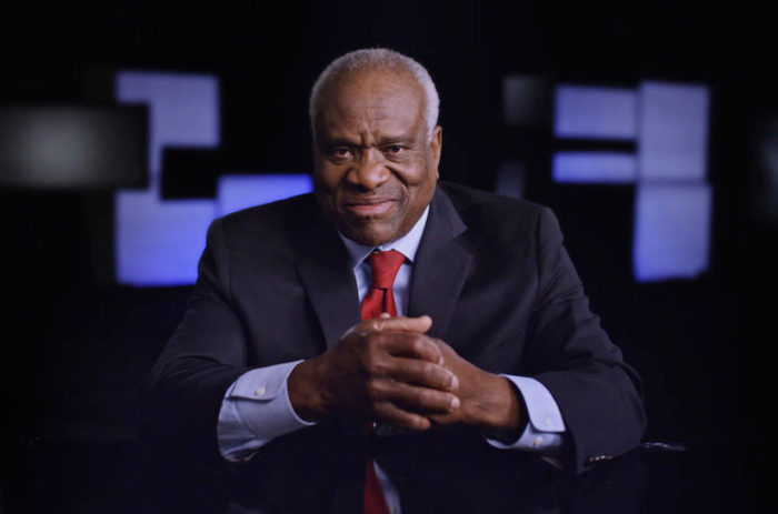 Clarence Thomas documentary removed by Amazon during Black History Month