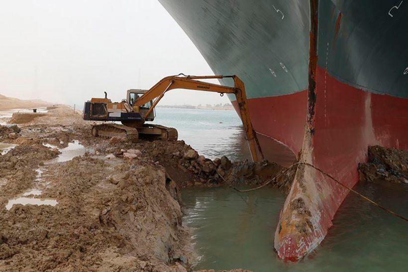 Suez Canal Ship Is Still Stuck: Updates