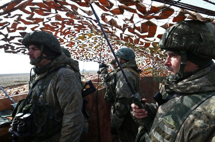 World #1 – Russia amasses 150,000 troops on Ukraine's borders; EU asks: please stop