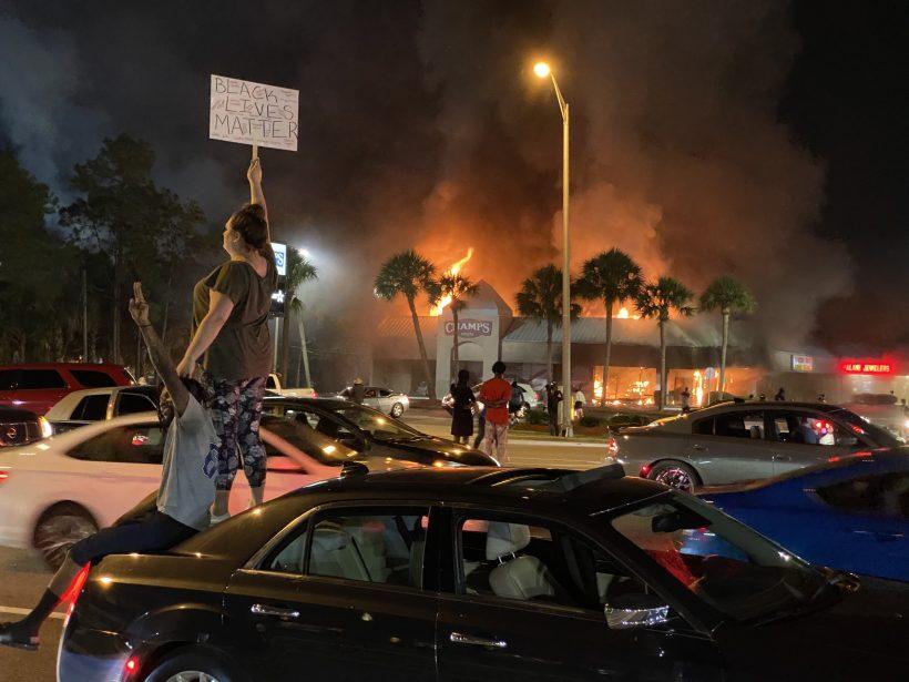 Florida Gov. Ron DeSantis signs anti-riot bill into law