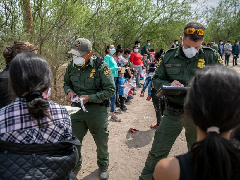 Amid surge, border agents are releasing migrants without court dates
