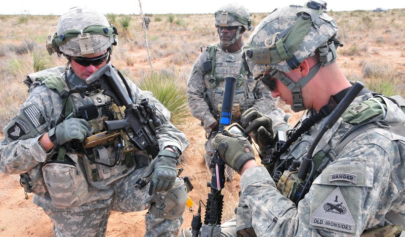 Mobile phones of U.S. soldiers in hot spots easily trackable