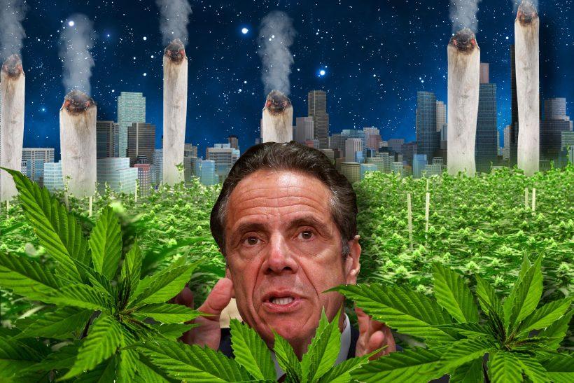 NY legalizes recreational marijuana; New Mexico follows