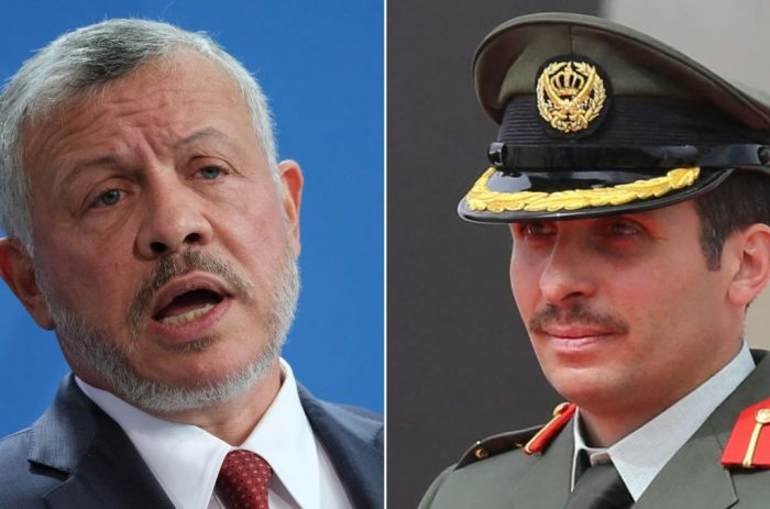 World #1 – Jordan's former crown prince detained in suspected plot to overthrow king