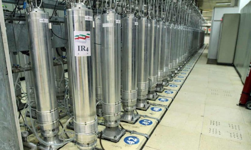 World: Iran – 'Suspicious' blackout at Iranian nuclear site