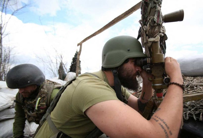 Russia suddenly says it's pulling back troops from Ukraine's borders