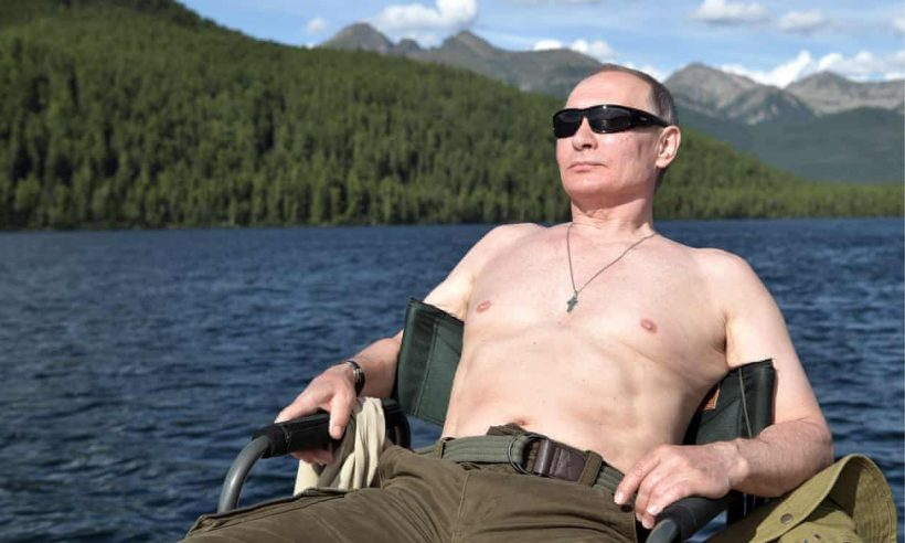 World #3 – Putin signs law allowing him to serve 2 more six-year terms as Russia's president