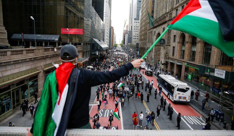 US seeing wave of attacks on Jews amid Israel-Gaza tensions