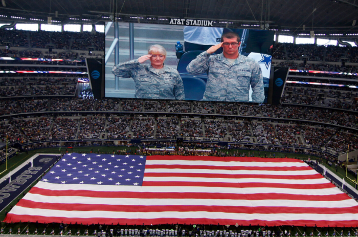 TX House votes to pull funding from sports teams that don't play national anthem
