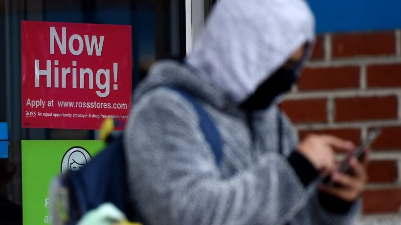 Montana opts to end extra $300/wk unemployment. Other states may, too